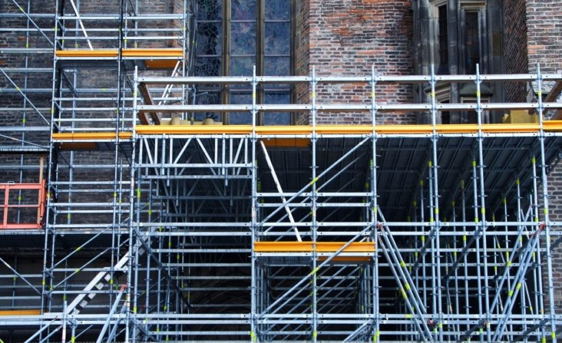 Advantages of Using Steel Scaffolding