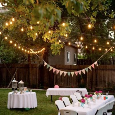 Easy Guide To Throw A Bangin' Backyard Bash