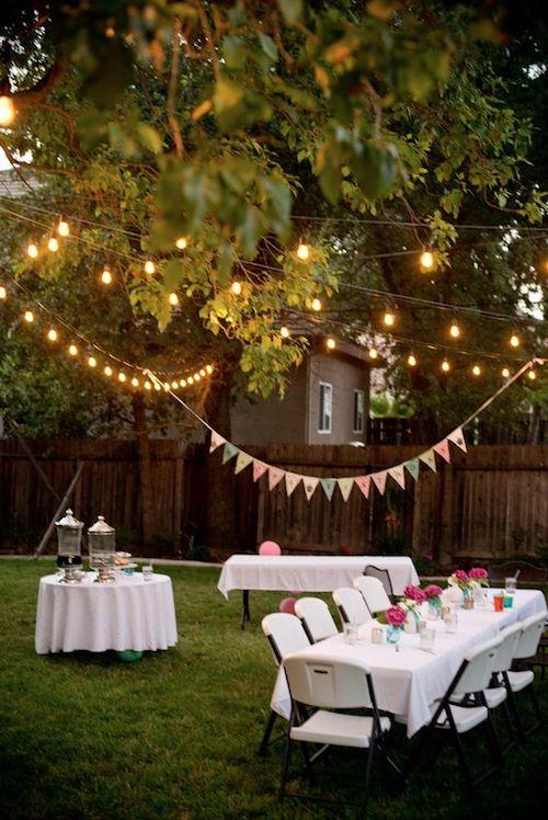 Easy Guide To Throw A Bangin Backyard Bash