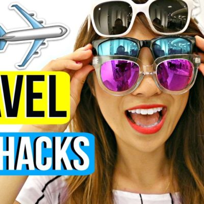 Life Hacks While Travelling