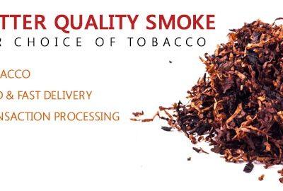 Great Earthy Taste Tobacco At Your Doorstep-Buy Online!