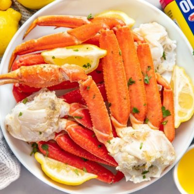 How to Cook Crab Legs, 4 Ways