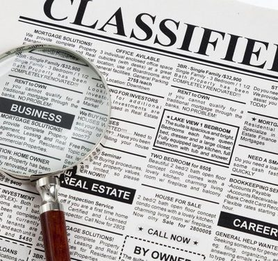 What are classifieds?