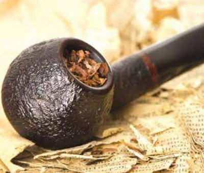 Should we try flavoured tobacco in pipe?