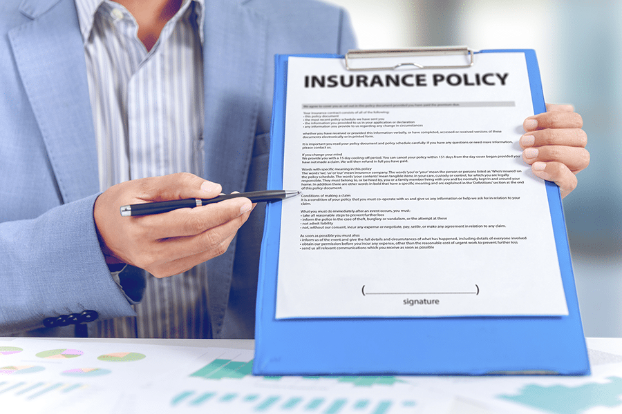 Insurance Policy Construction Definition