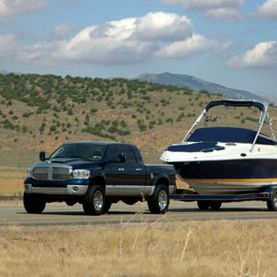 Towing Your Boat? Make Certain You Follow Our Safety Tips!