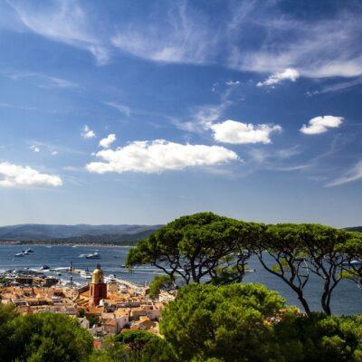 Top 5 most beautiful beaches in Saint Tropez