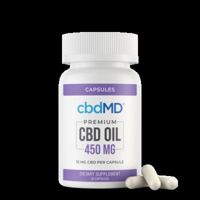 What are CBD Oil Capsules?