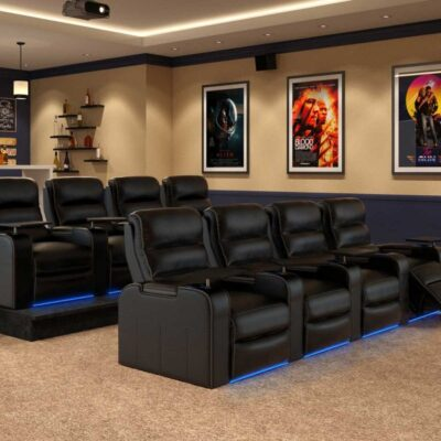 Tips on How to Get the Right Home Theater Seating